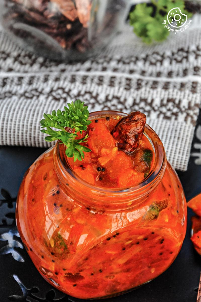 recipe-tomato-mustard-garlic-chutney-anupama-paliwal-my-ginger-garlic-kitchen-1
