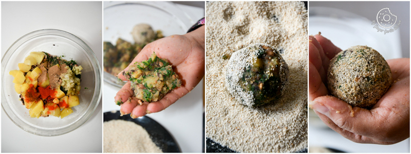 recipe-baked-mushroom-spinach-kofta-curry |mygingergarlickitchen.com/ @anupama_dreams