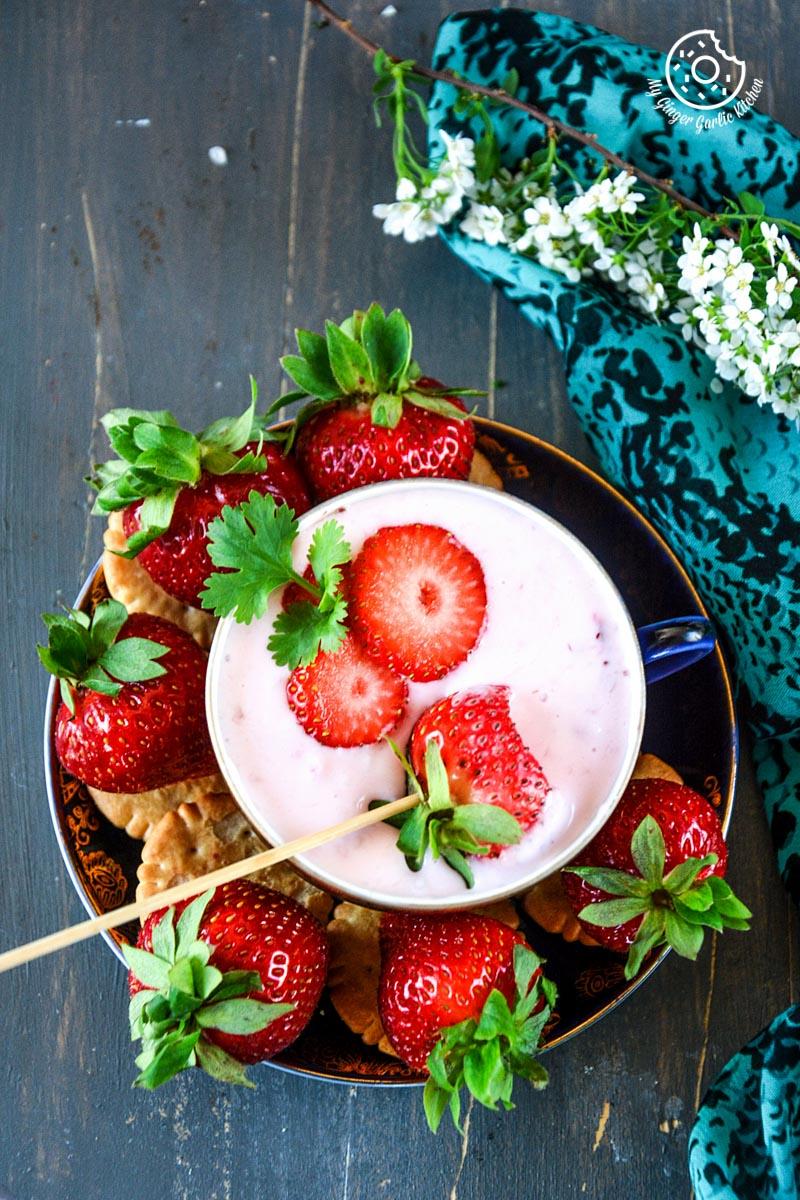 recipe-strawberry-cheesecake-dip-for-fruits-and-snacks-anupama-paliwal-my-ginger-garlic-kitchen-7