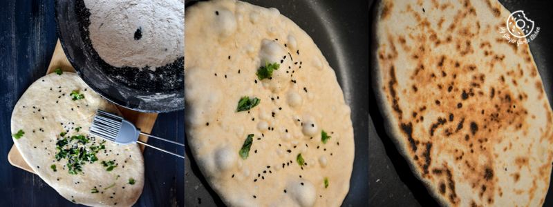 recipe-yeast-free-whole-wheat-naan|mygingergarlickitchen.com/ @anupama_dreams