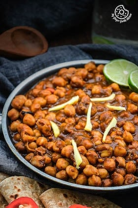 Image of Amritsari Chole - Authentic Punjabi Chole Masala Recipe