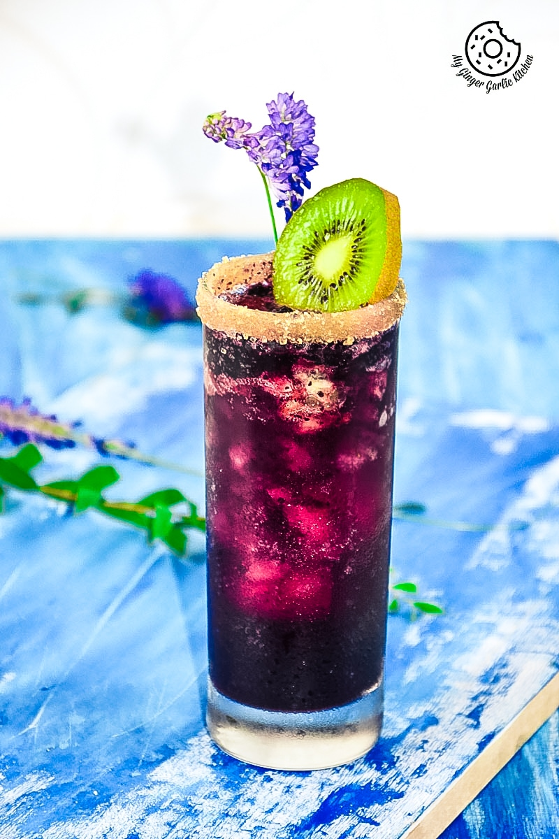 Image of Blueberry Kiwi Cooler