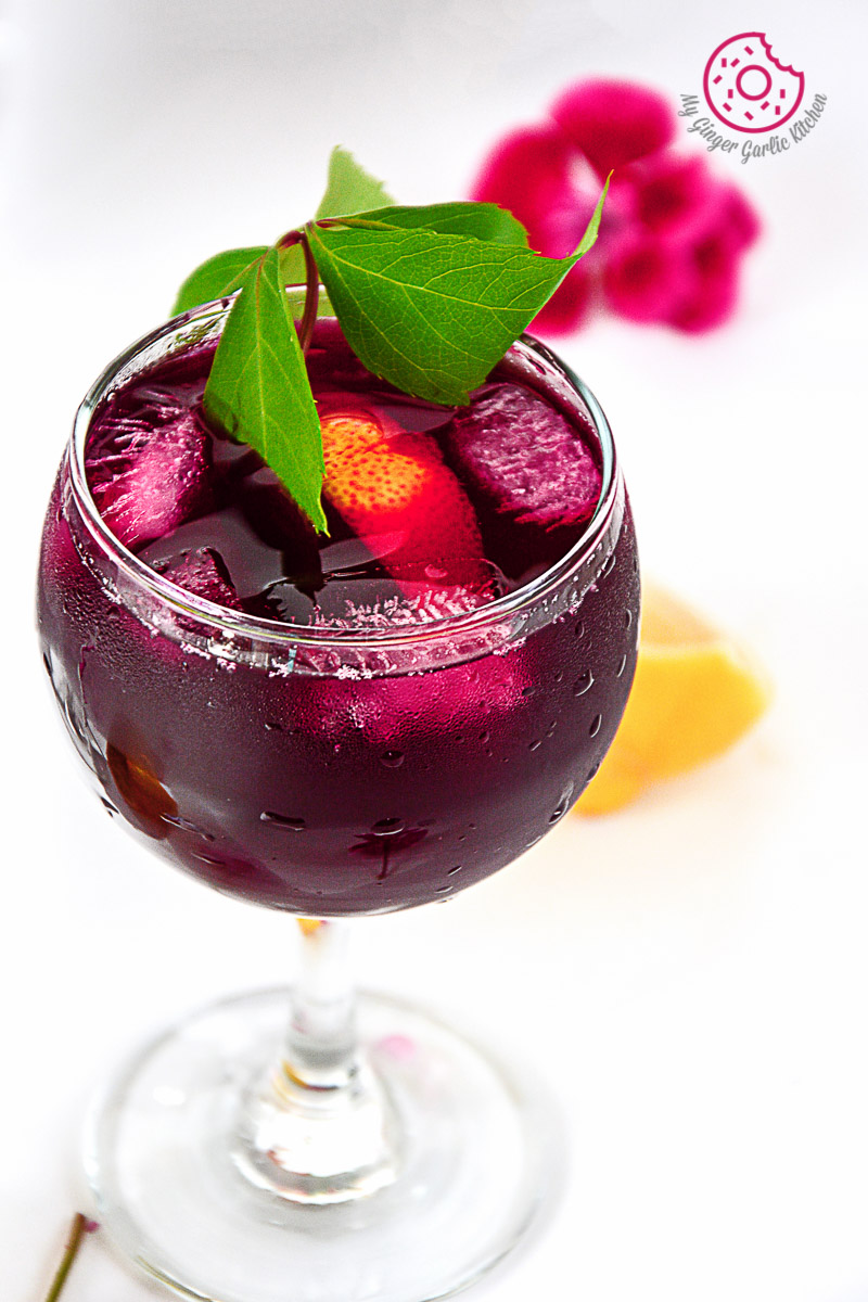 Image of Beet Lemonade Recipe