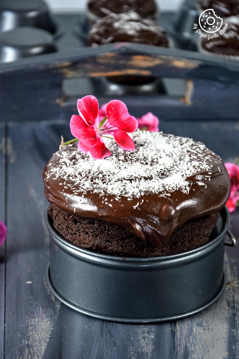 recipe-Mini-Chocolate-Beet-Cake-and-Muffins mygingergarlickitchen.com/ @anupama_dreams