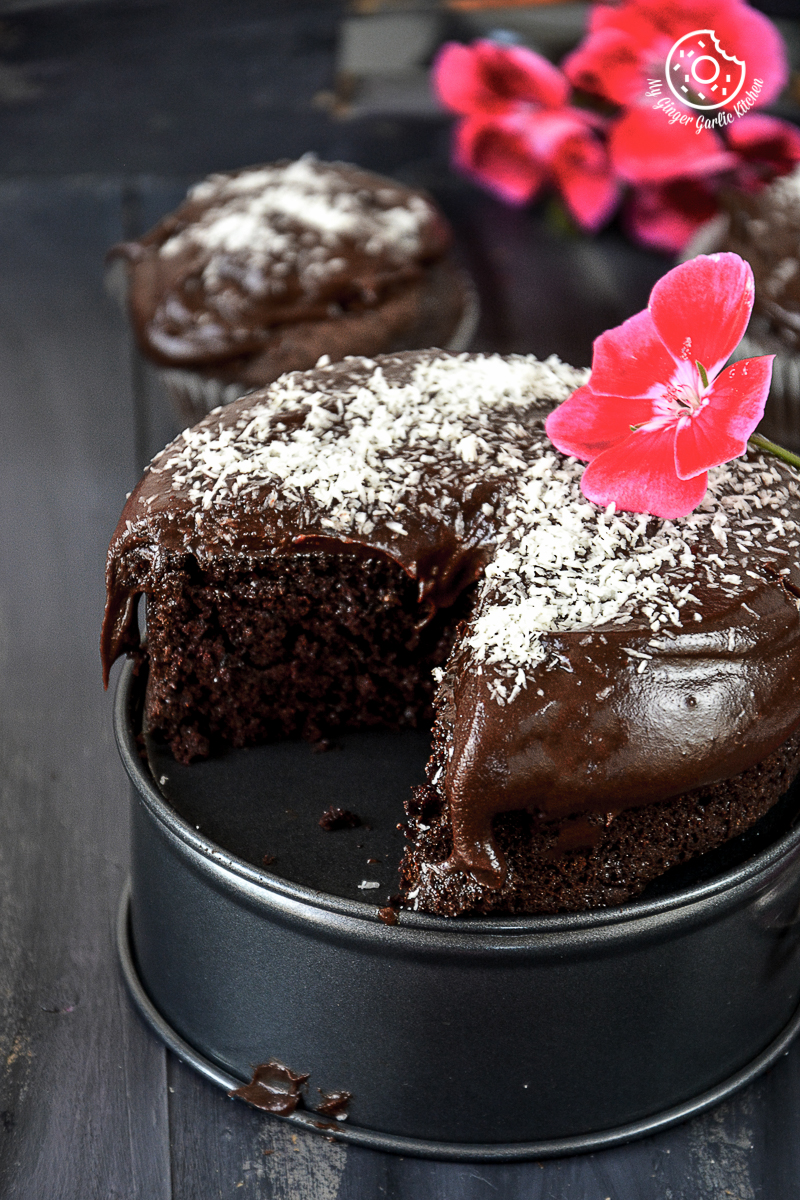 recipe-Mini-Chocolate-Beet-Cake-and-Muffins|mygingergarlickitchen.com/ @anupama_dreams