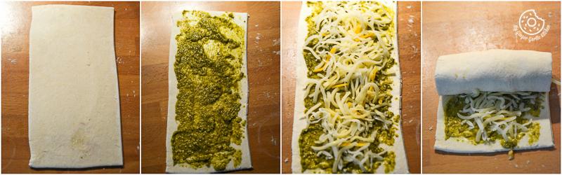 recipe-cheesy-garlicky-pesto-puffa-pastry-swirls|mygingergarlickitchen.com/ @anupama_dreams