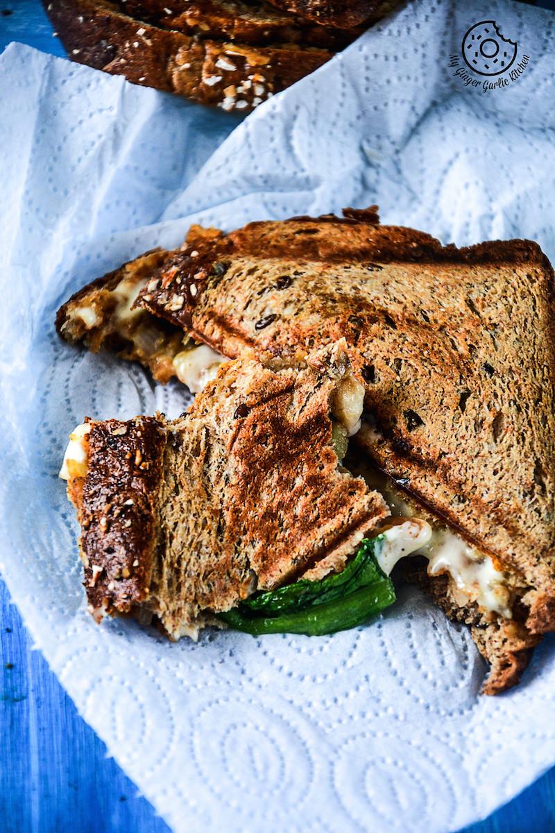 Image - recipe spiced potato cheese sandwich with Cheese anupama paliwal my ginger garlic kitchen 111 683x1024