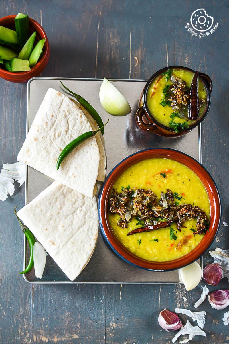 recipe-Cardamom-Scented-Moong-Dal-Tadka|mygingergarlickitchen.com/ @anupama_dreams