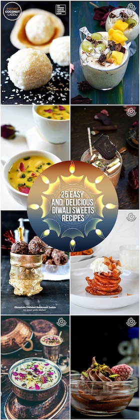 25 easy and delicious Diwali Sweet Recipes You Must Try This Year