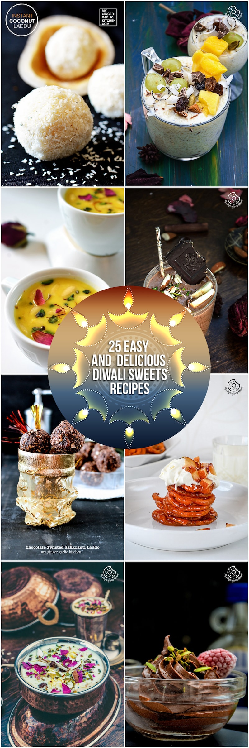 recipes-diwali-sweets-recipes|mygingergarlickitchen.com/ @anupama_dreams