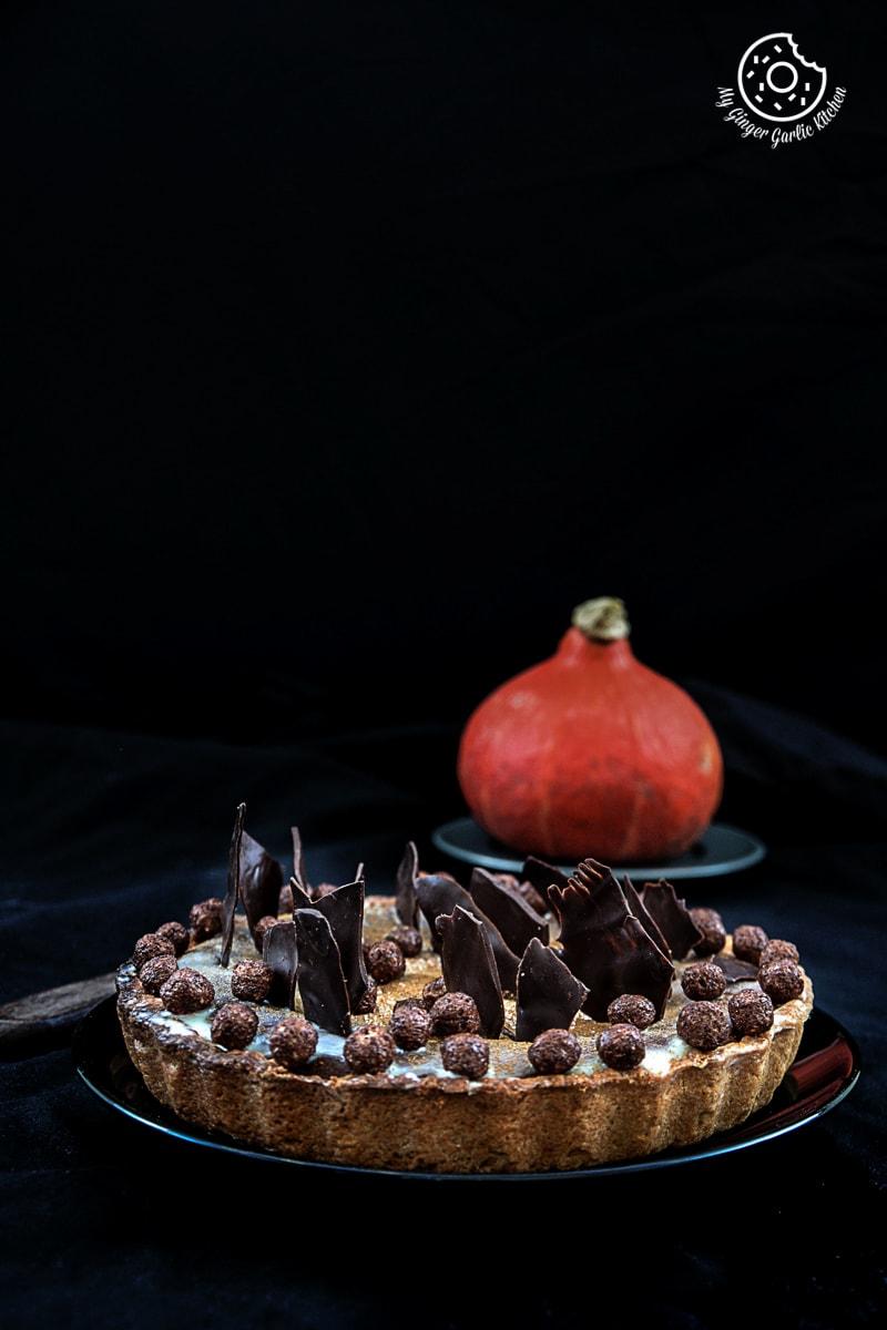 recipes-Spiced-Pumpkin-Pie|mygingergarlickitchen.com/ @anupama_dreams
