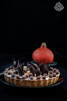 Image of Spiced Pumpkin Pie Recipe