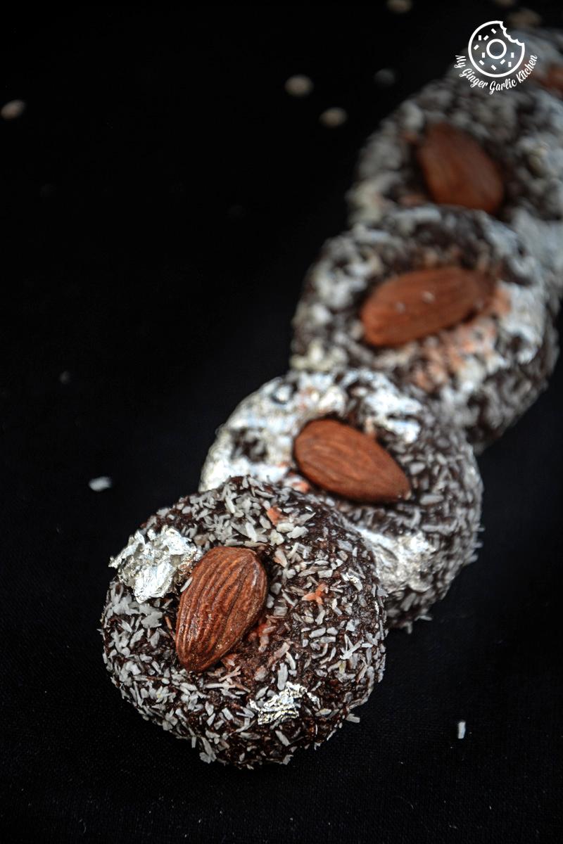 recipes-Chocolate-coconut-delight mygingergarlickitchen.com/ @anupama_dreams