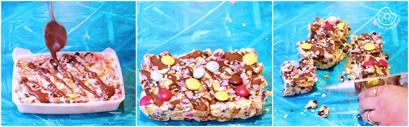 recipes-White-Christmas-Rocky-Road|mygingergarlickitchen.com/ @anupama_dreams
