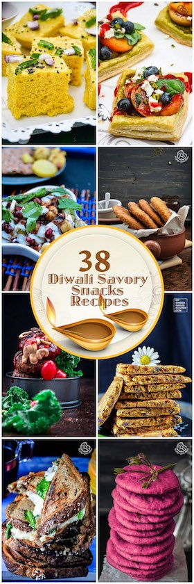 38 Diwali Savory Snacks Recipes You Would Love To Try