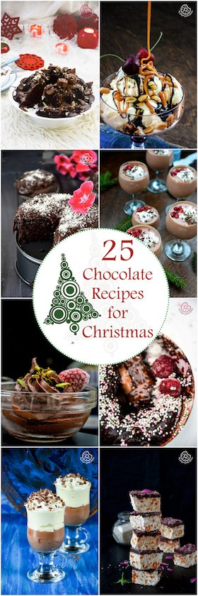 Image of 25 Chocolate Recipes to Try This Christmas
