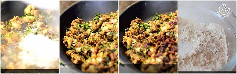 recipes-Mushroom-Kale-Stuffed-Paratha|mygingergarlickitchen.com/ @anupama_dreams