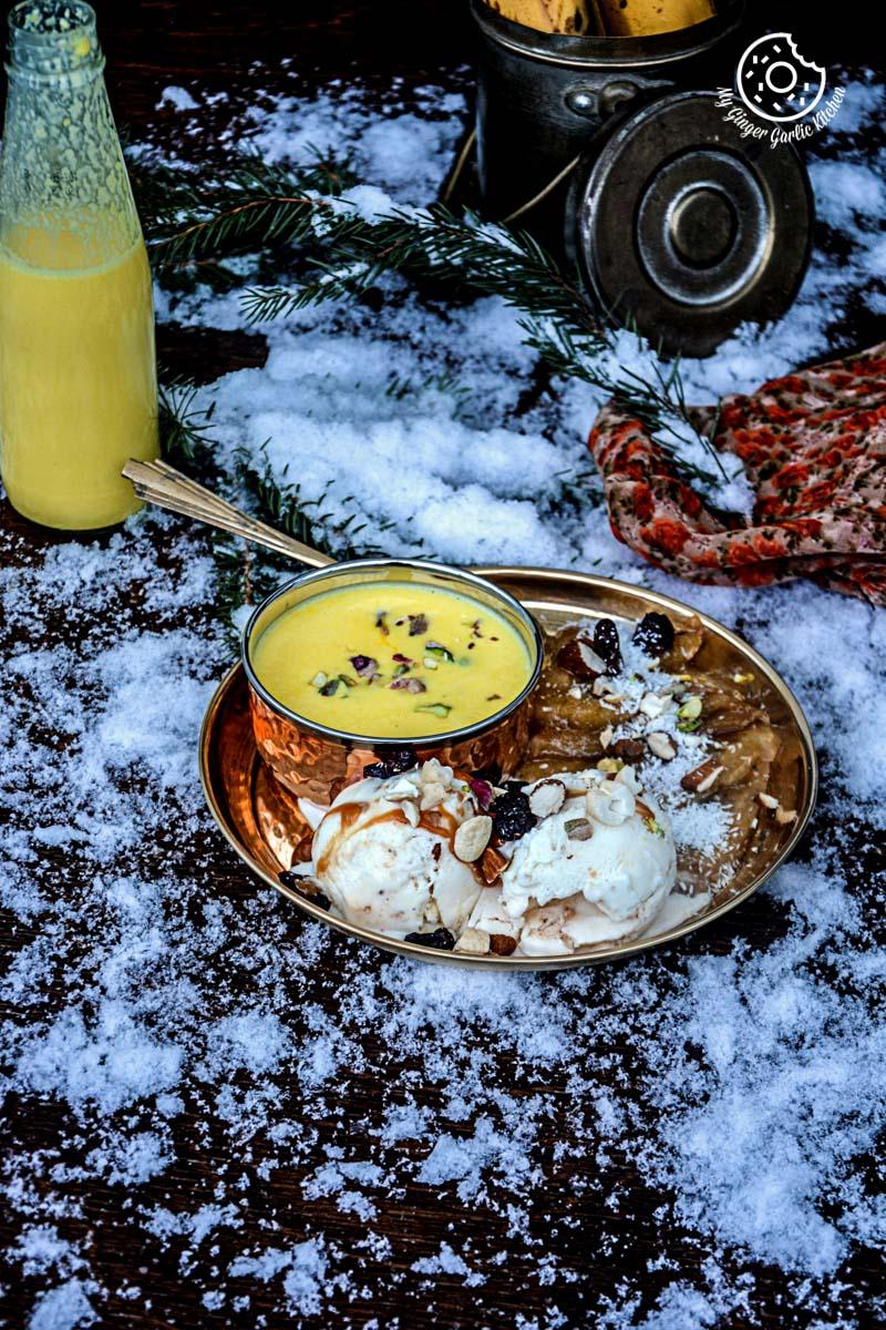 recipes-caramelized-banana-with-nuts-and-mango-yogurt-anupama-paliwal-my-ginger-garlic-kitchen-2
