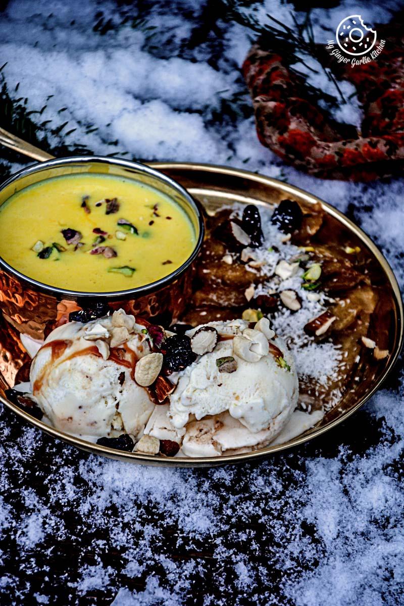 recipes-caramelized-banana-with-nuts-and-mango-yogurt-anupama-paliwal-my-ginger-garlic-kitchen-3
