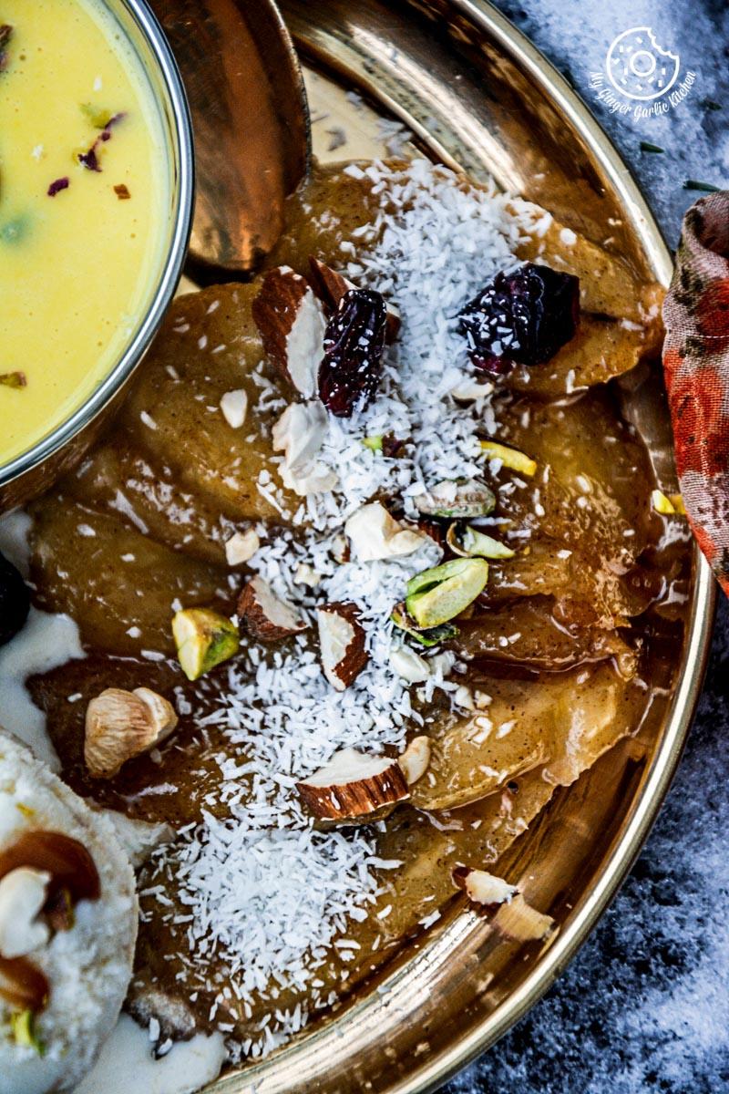 recipes-caramelized-banana-with-nuts-and-mango-yogurt-anupama-paliwal-my-ginger-garlic-kitchen-9