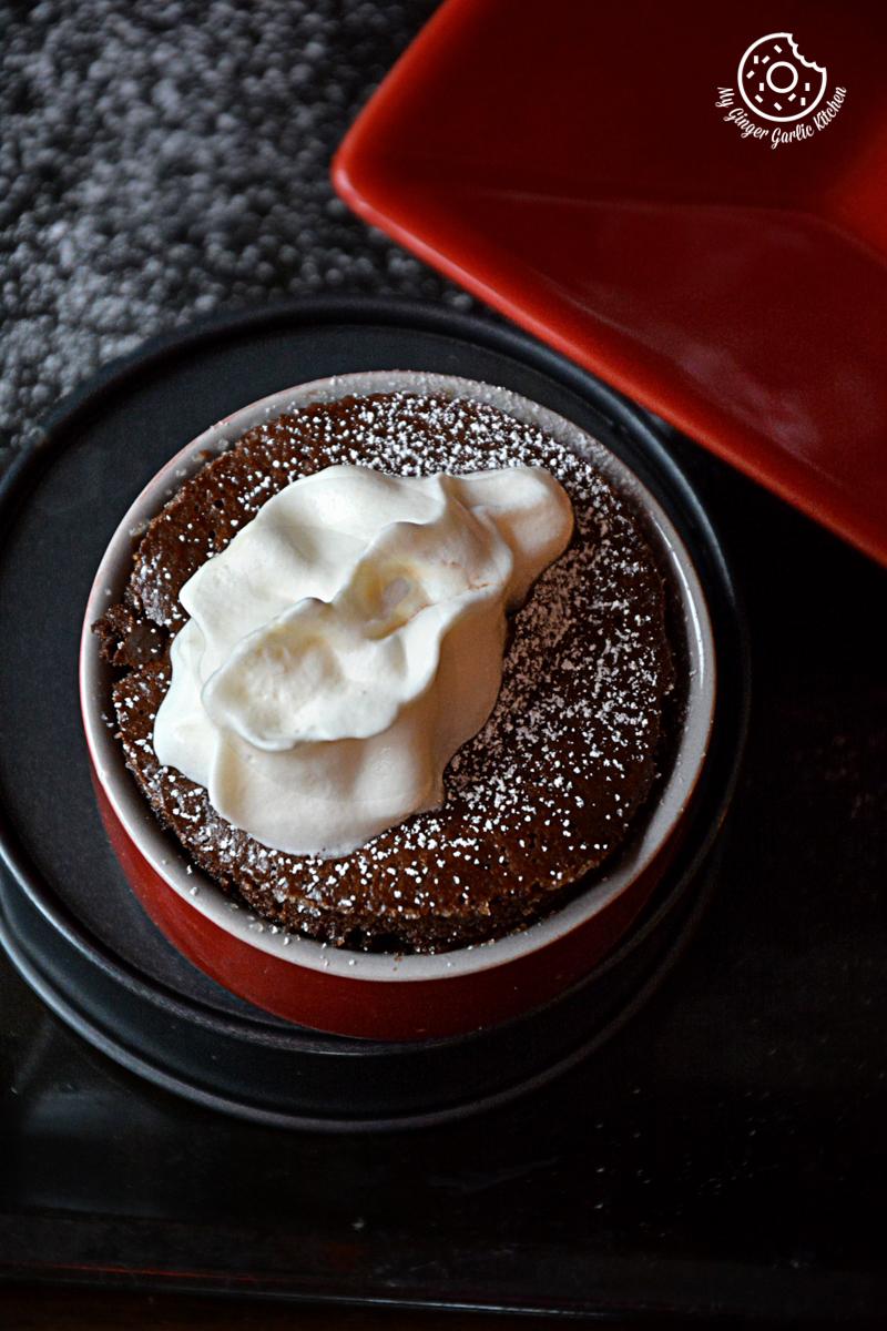 recipes-Chocoalte-Souffle mygingergarlickitchen.com/ @anupama_dreams