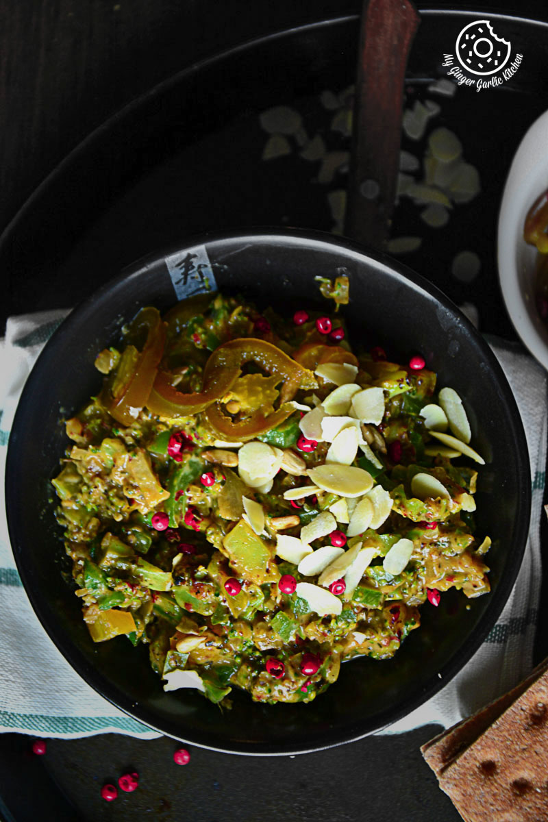 recipes-Peppery-Hot-Broccoli-Cheese-Dip mygingergarlickitchen.com/ @anupama_dreams