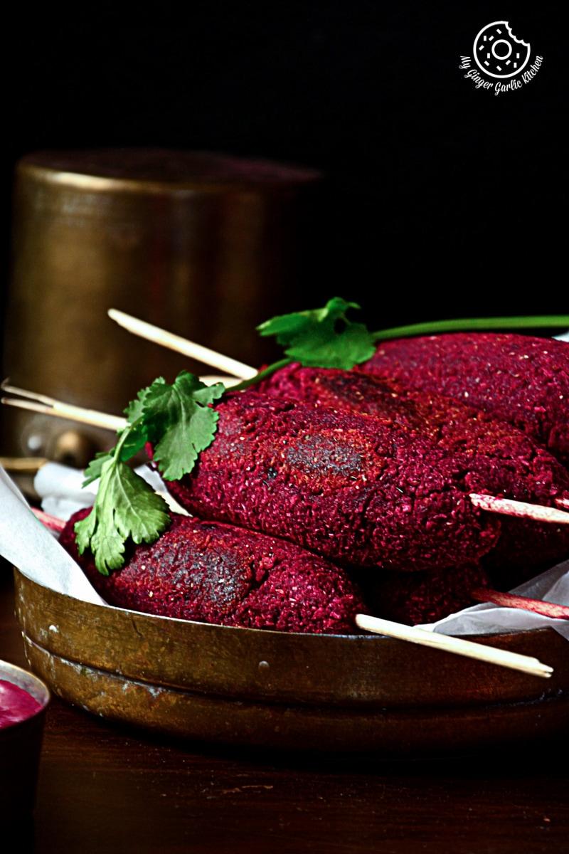 Image - recipes roasted beet kebabs anupama paliwal my ginger garlic kitchen 2 683x1024