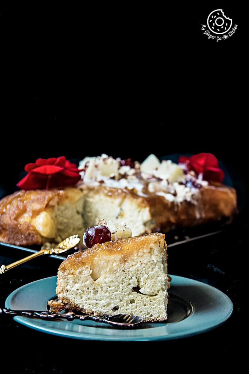 recipes-Banana-Pineapple-Upside-Down-Cake-anupama-paliwal-my-ginger-garlic-kitchen-8