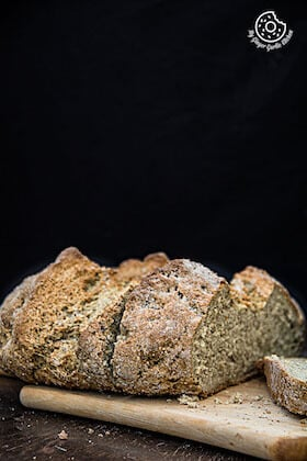 Rye Irish Soda Bread | Video Recipe