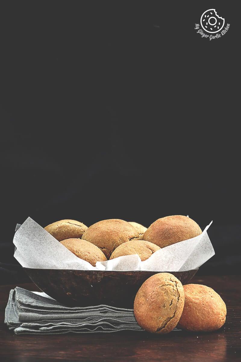 Image - recipe Dal Baati Churma anupama paliwal my ginger garlic kitchen 3