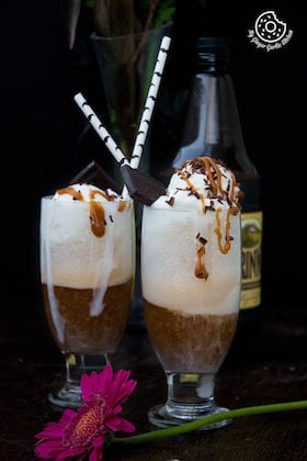 Adult Beer Float | Video Recipe