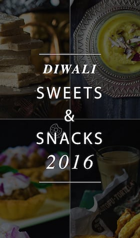 82 Diwali Sweets and Snacks