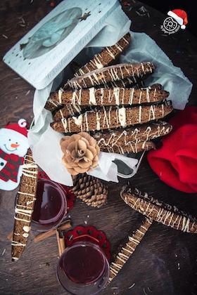 Image of Gingerbread Biscotti Recipe