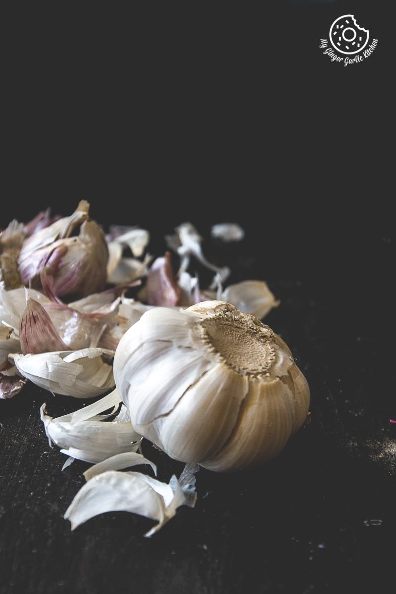 Image - recipes 4 Easiest Ways to Peel Garlic Quickly anupama paliwal my ginger garlic kitchen 2
