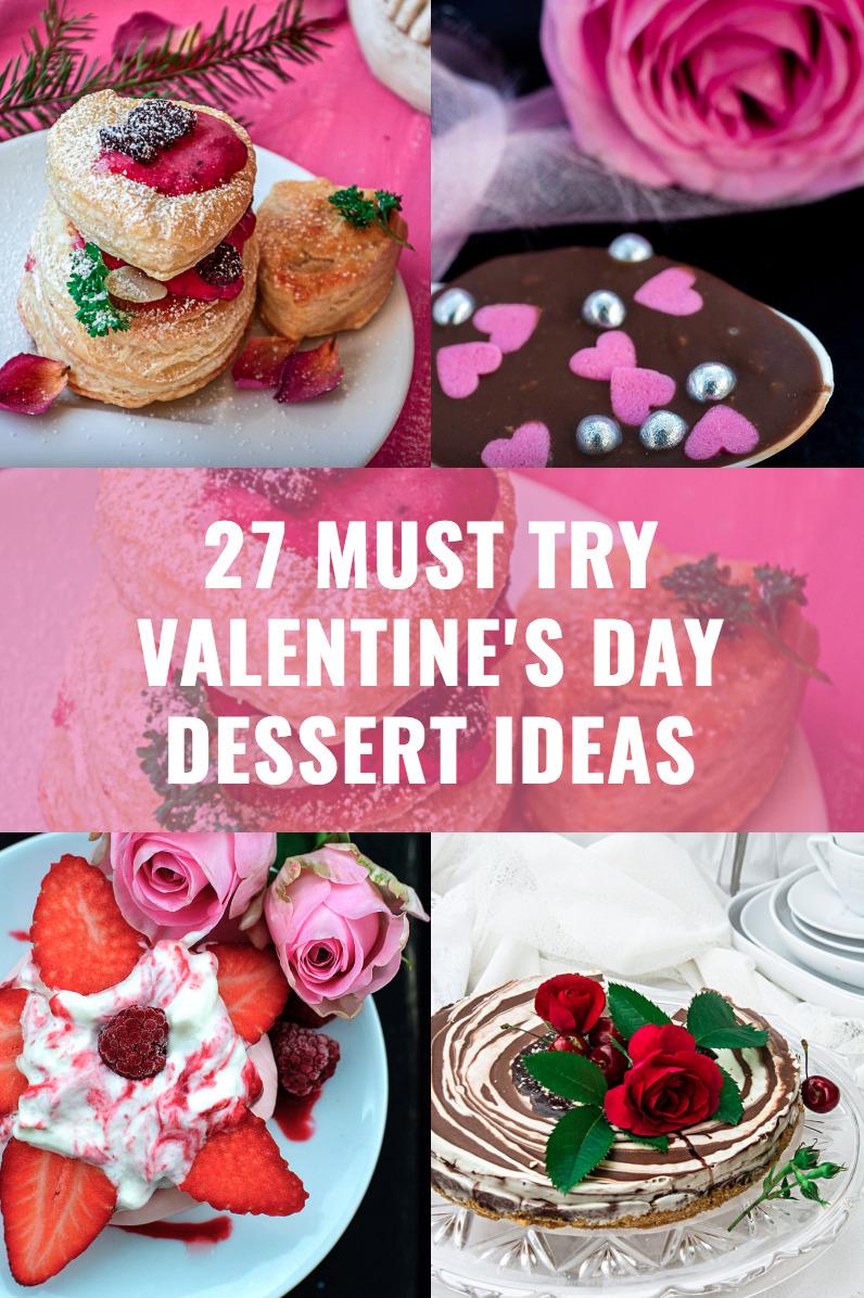 27 must try valentines day dessert ideas