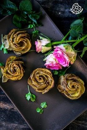 Potato Roses | Potato Gratins | Video Recipe