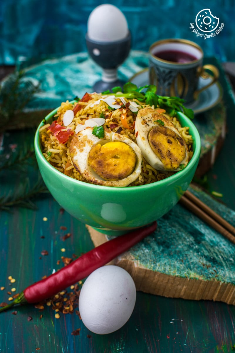 Indian style triple egg fried rice easy egg fried rice recipe so when i was thinking about the coming easter holiday plans i realized that easter is almost here and surprisingly i havent shared any easter related forumfinder Gallery