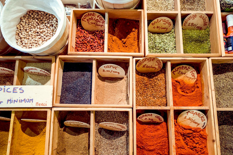 Image - Herbs And Spices Are Good For Elderly People.2 1