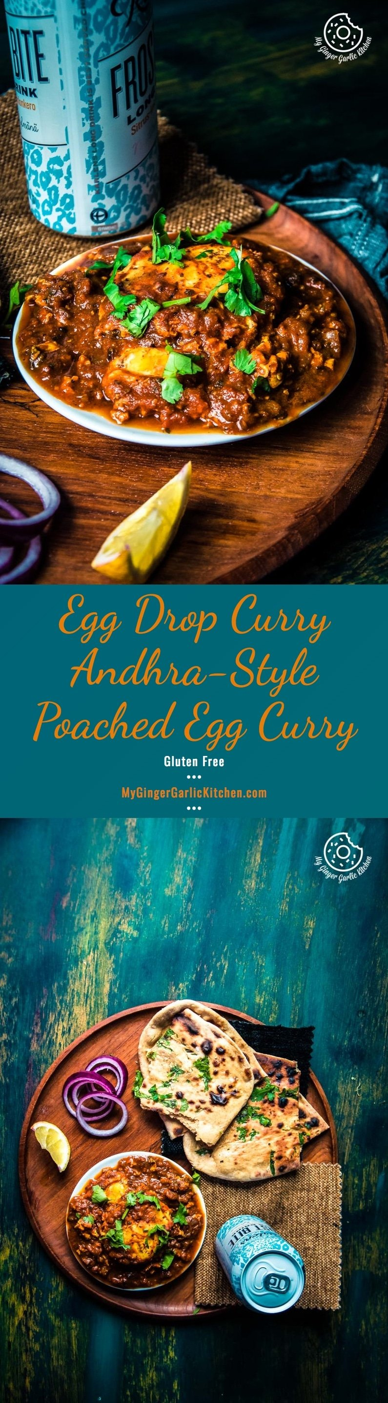 Egg Drop Curry Recipe | Andhra-Style Poached Egg Curry Recipe