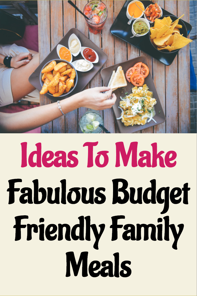 Image - Ideas to Make Budget Friendly Family Meals