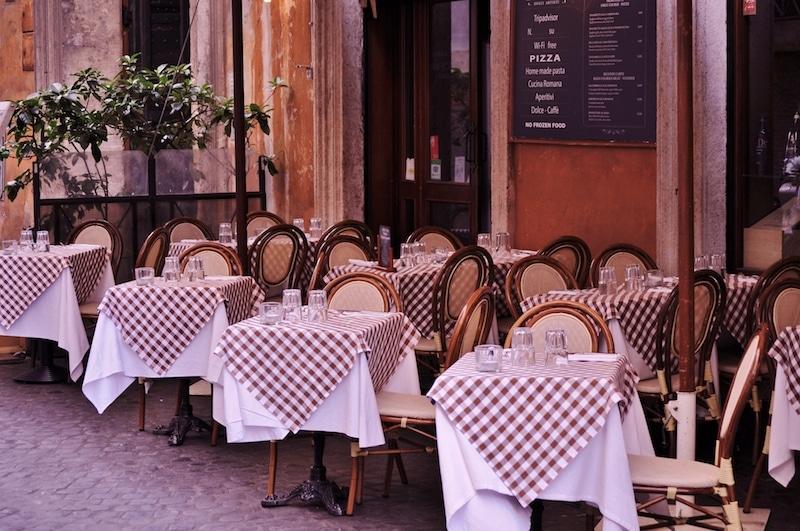 Image - italian pizza restaurant italy