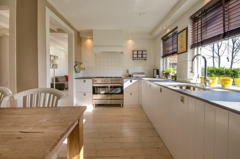 Image - kitchen stove sink kitchen counter 349749