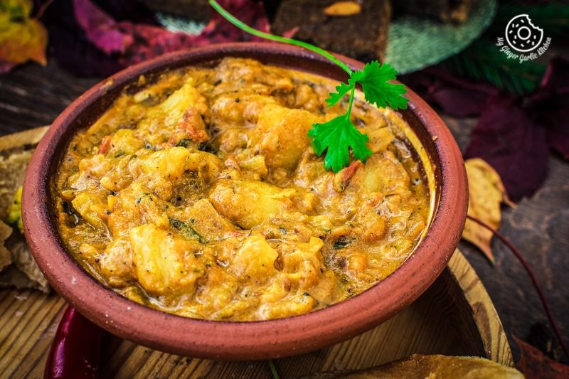Aloo Poori Recipe | Poori Sabji Recipe Video | Aloo Ki Rasewali Sabzi With Puri | mygingergarlickitchen.com/ @anupama_dreams