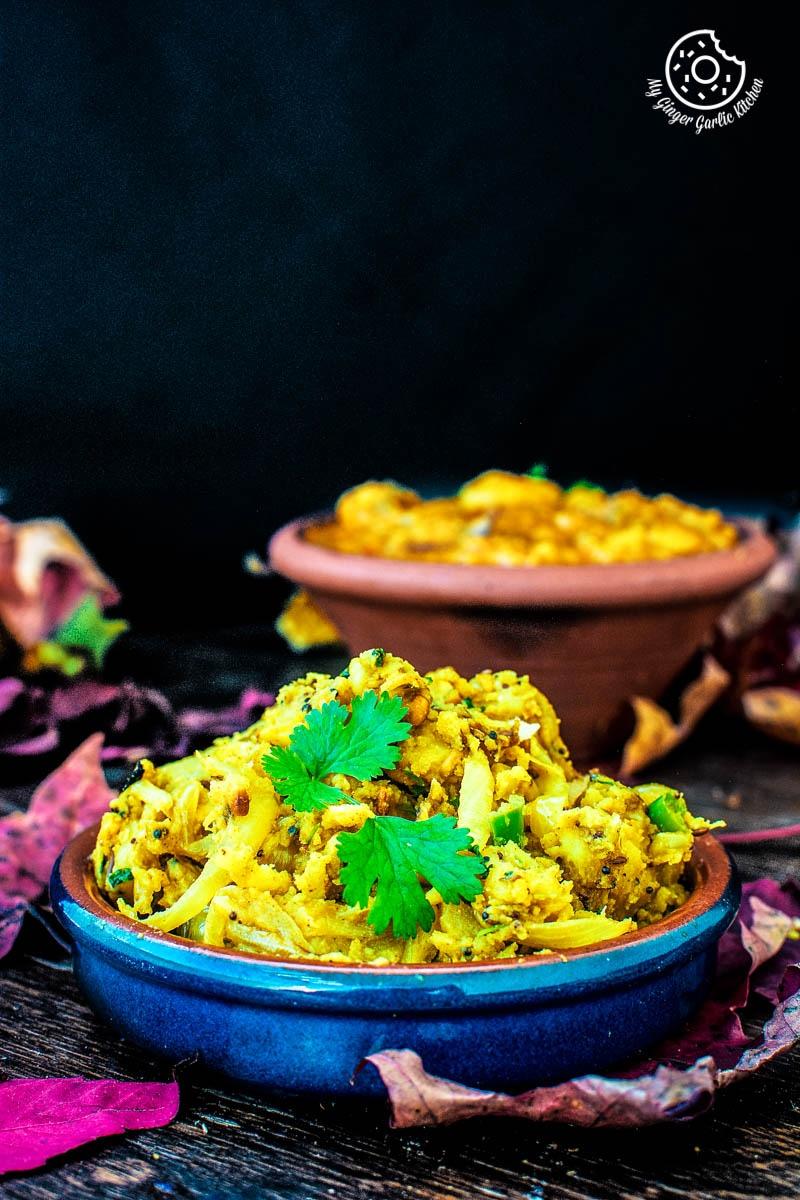 Image - puri bhaji recipe how to make aloo bhaji poori 9