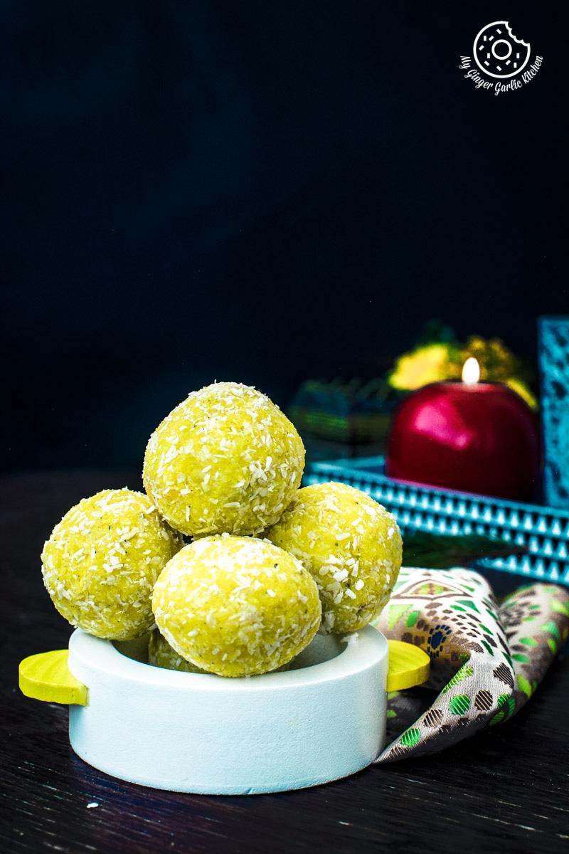 Image - recipe instant coconut ladoo 3 ways 5