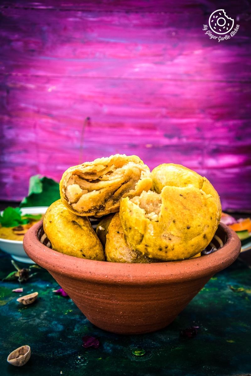 Image - how to make bafla baati dal bafll recipe 1