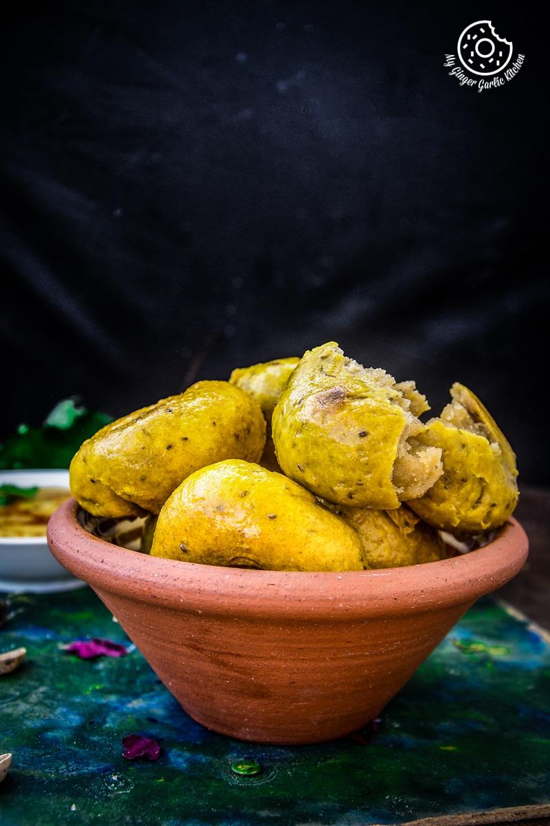Image - how to make bafla baati dal bafll recipe 5