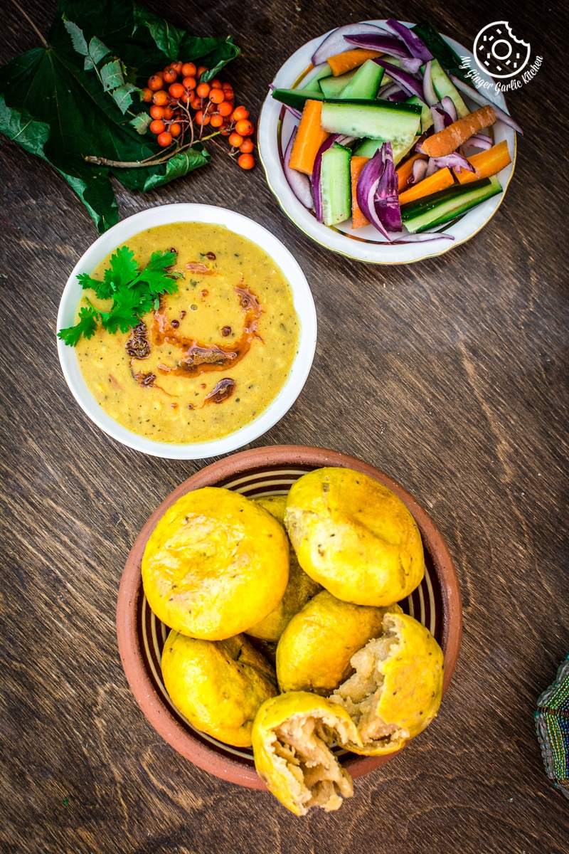 Image - how to make bafla baati dal bafll recipe 7