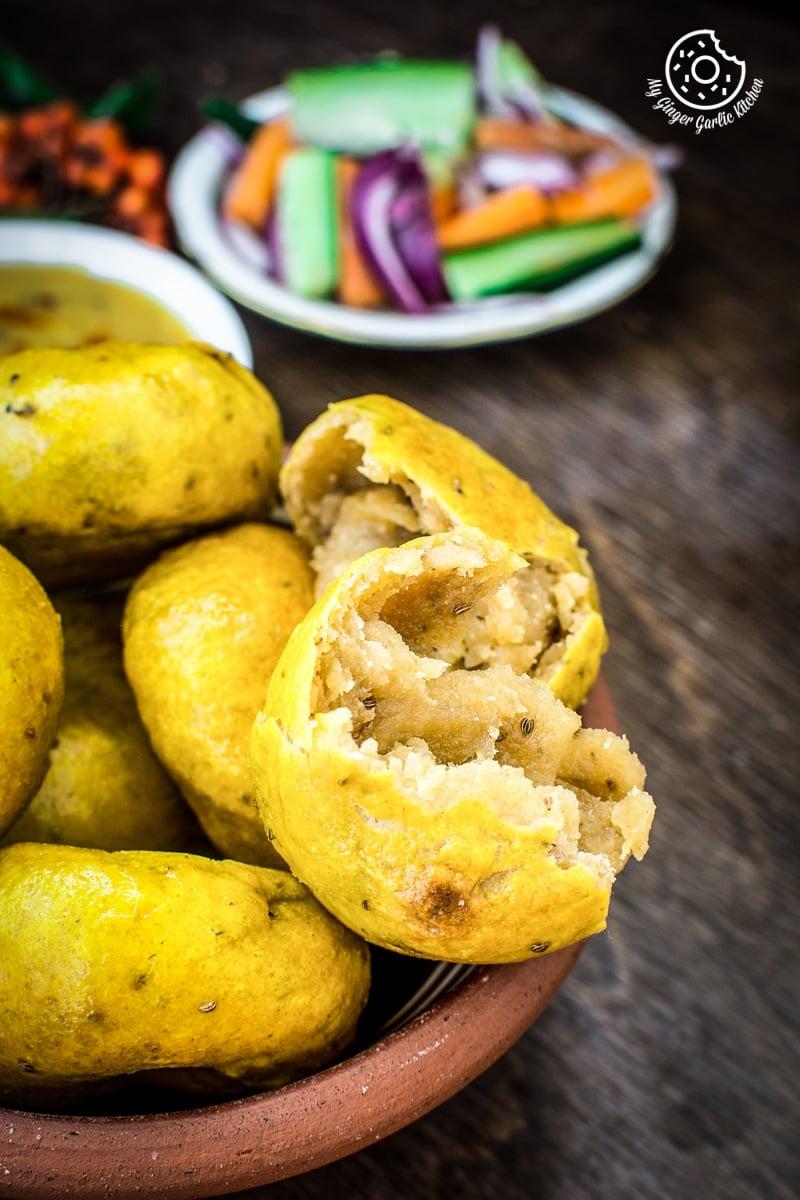 Image - how to make bafla baati dal bafll recipe 8