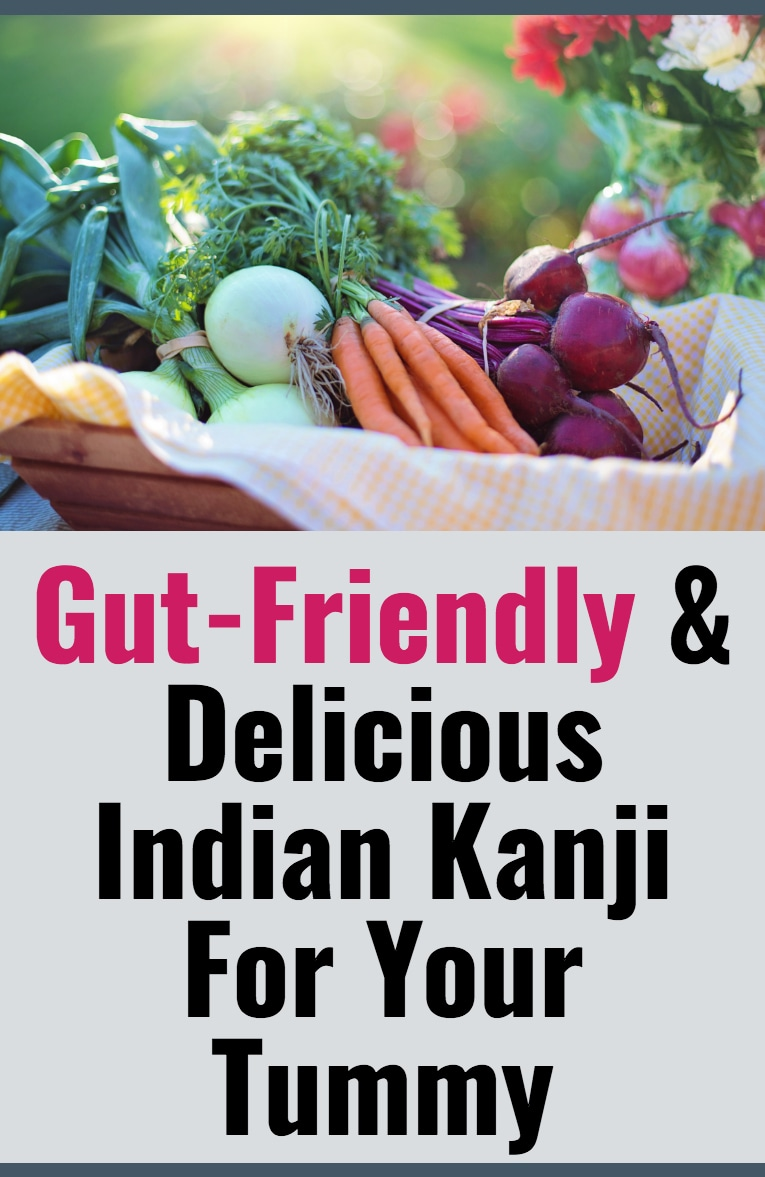Image of Gut-Friendly and Delicious Indian Kanji for Your Tummy